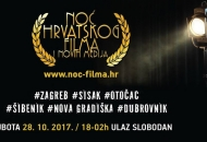 Večeras u Otočcu Noć hrvatskoga filma