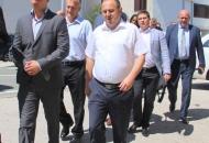 Ministar Oleg Butković u Senju