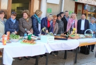 Uskršnji doručak na Pavlinskom trgu