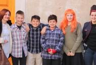 Selan d.o.o. donira romane Crvenokosa Zora i njezina družina