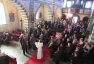 Korizmeno hodočašće Senjskog i Ogulinskog dekanata u Gospić