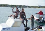 Eko akcija čišćenja podmorja u Novalji