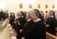 Proslava 50. godišnjice zavjetovanja za 11 časnih sestara i 60. godišnjice za 2 sestre