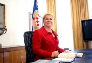 Predsjednica Kolinda Grabar-Kitarović danas u Senju