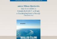 """Predstavljanje knjige """"Novaljski štajuni"""" Milana Sijerkovića"""