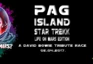 Tisuću trkača na Pag Island Star Trekku za Davida Bowieja