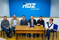 Obraćanje GO HDZ–a Senj biračima grada Senja