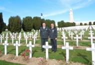Počast Hrvatima sudionicima Verdunske bitke
