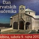 Program za Dan hrvatskih mučenika na Udbini