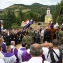 Boričevac - otkriven spomenik žrtvama ustanka 27. srpnja 1941.