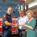 Tirolci donirali Brinjacima vatrogasno vozilo