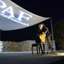 Petrit Çeku održao koncert u lunjskima maslinicima