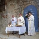Proslavljena Mala Gospa u bunićkoj (neobnovljenoj) crkvi