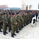2. hodočašće Hrvatske kopnene vojske na Udbini