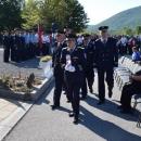Obilježena 26. godišnjica pogibije 4 policajca u Žutoj Lokvi