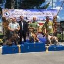 Specijalna izložba pasa, CAC Gospić 2017.