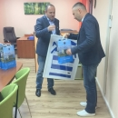 Prijem delegacije NK Osijeka