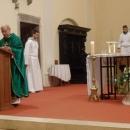 Euharistijsko slavlje u Senju kao zahvala za 50 godina svećeništva mons.Tomislava Šporčića