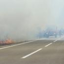 Povećani broj vatrogasnih intervencija na požarima otvorenog prostora