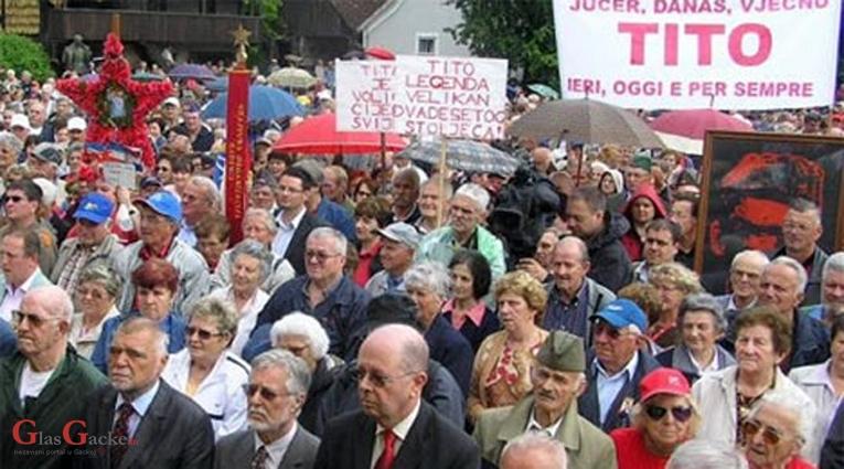 Stanje nacije - podjela na političke Hrvate i političke Jugoslavene i dalje vrlo očita