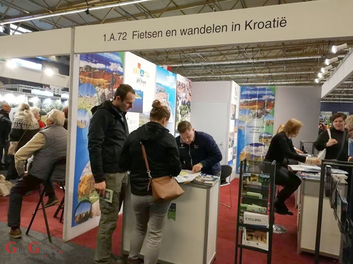 Aktivni turizam LSŽ na sajmu u Gentu