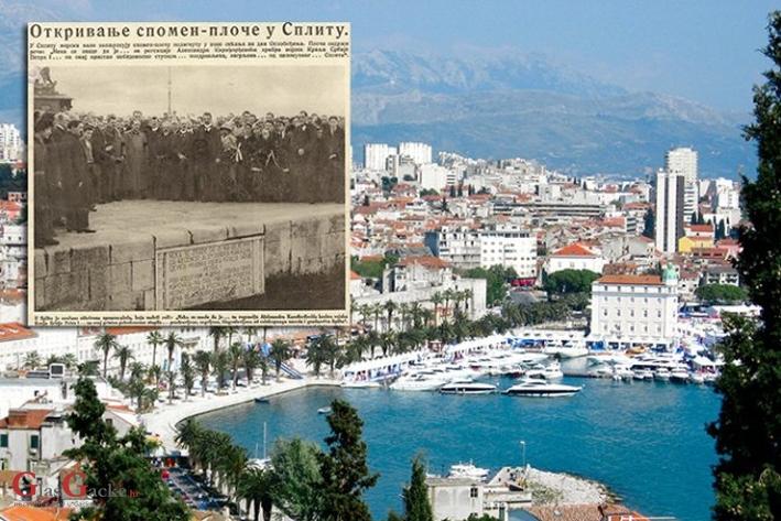 Srbi su oslobodili Dalmaciju i spasili je od okupacije. Da nije bilo njih, Hrvatska bi bila gladna