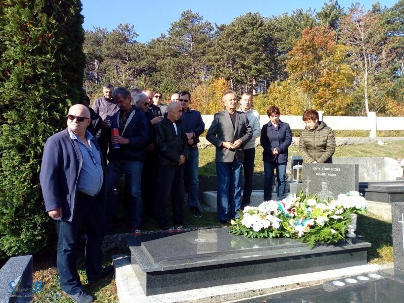 Obljetnica pogibije Zdravka Špalja - Papundeka
