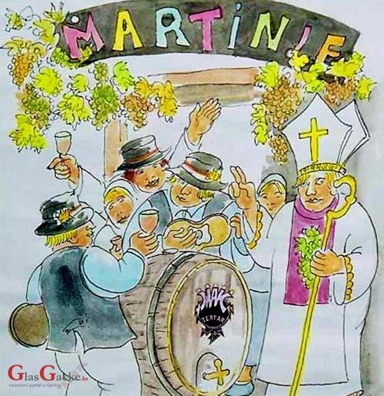 Čuvajte se sv. Martina - ovaj, policije!