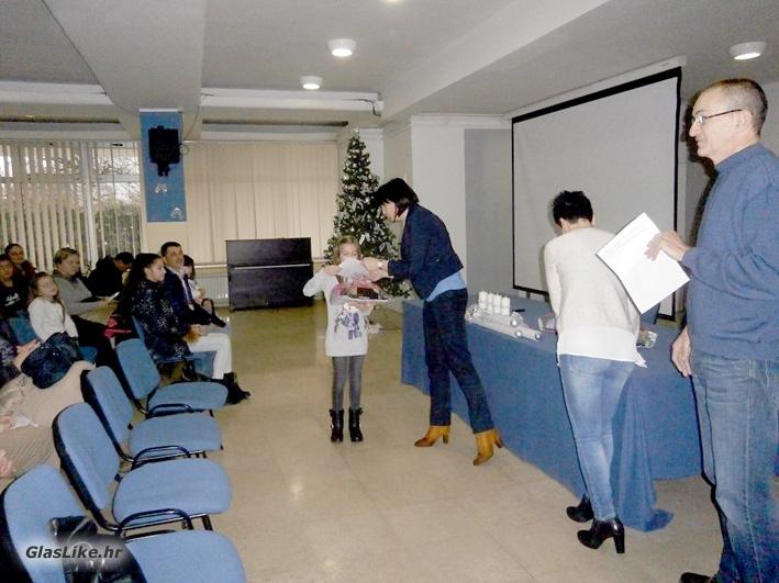 Dodijeljene nagrade za najbolje radove Božić u mom gradu