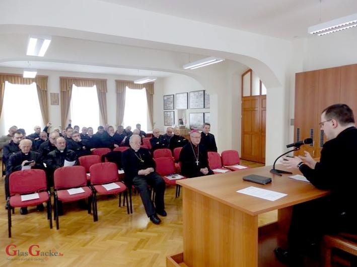 Korizmeni susret svećenika u biskupiji
