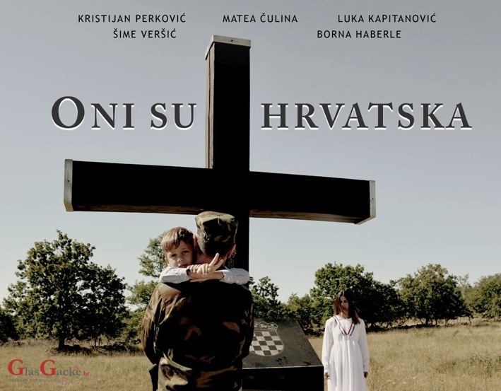 Oni su Hrvatska - projekcija igranog filma u Hotelu Jezero