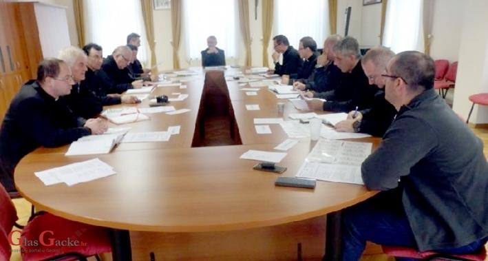 Najavljena sjednica Prezbiterskog vijeća GSB