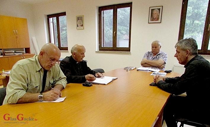 Kontroverze oko Jasenovca - susret medijskih djelatnika GSB