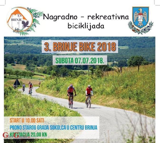 Prednajava - 3. Brinje Bike 2018.