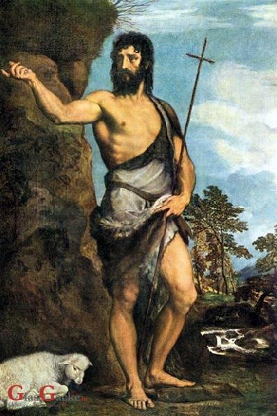 Sv. Ivan u Crnom Kalu u nedjelju u 15 uri