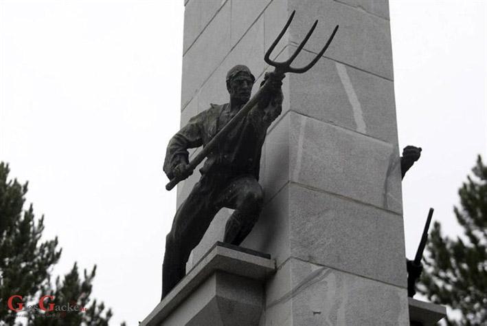 Ako je nabijanje glavara sela na kolac i ubijanje djece – antifašizam, nek' se ustanak u Srbu tako zove