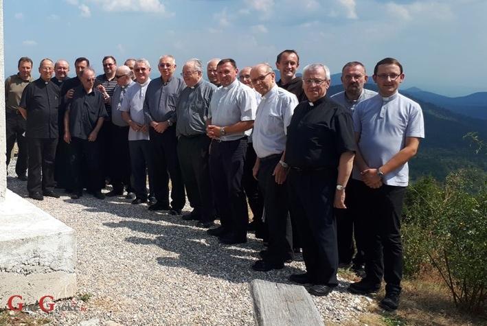 Na Krasnu svećeničke duhovne vježbe