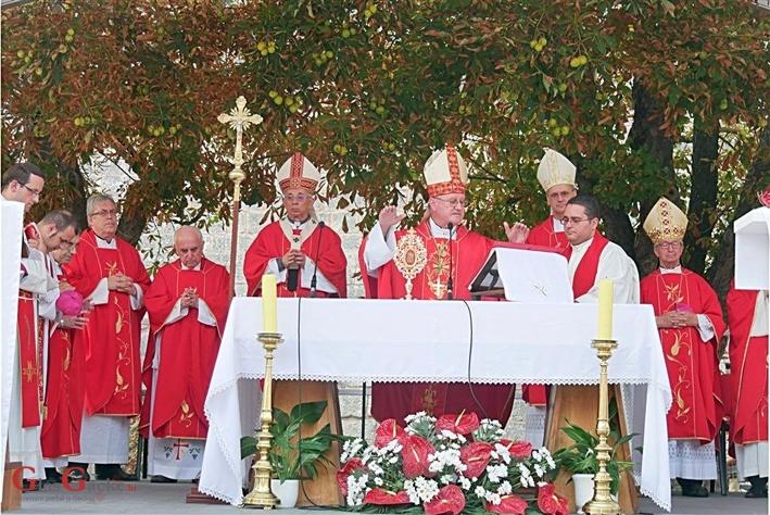 Križić predvodio misu u Svetvičentu
