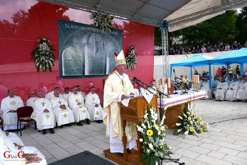 Proslavljen Dan hrvatskih mučenika na Udbini