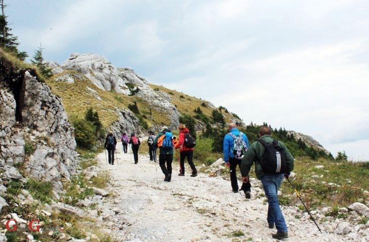 Planinarenje na Golu Plješivicu i na Mrsinj - u nedjelju