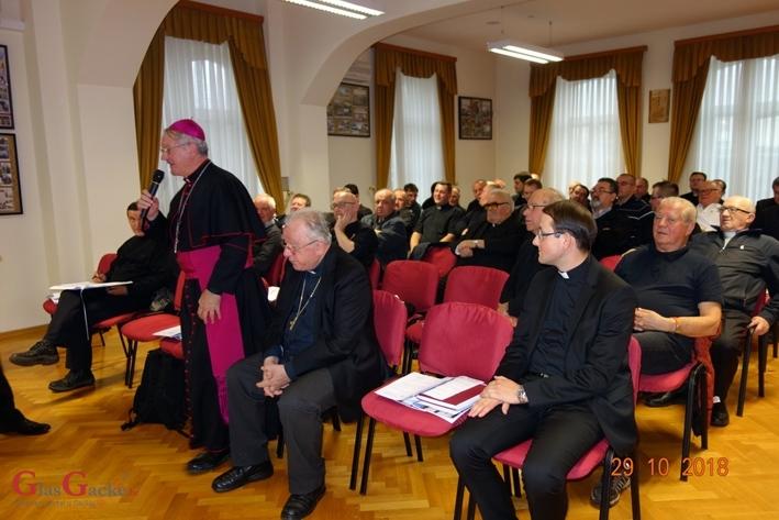 Svećenička godišnja skupština GSB