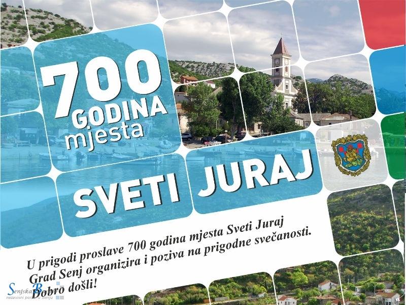 Vikend u Senju bogat kulturom: Dani glagoljice, znanstveni skup Hrvatski prirodoslovci, proslava 700 godina mjesta Sveti Juraj