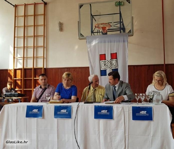 Tomislav Užarević novi predsjednik OO HDZ-a Općine Plitvička jezera