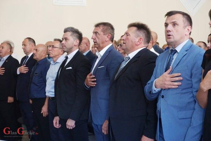 Svečana sjednica povodom Dana Općine Brinje