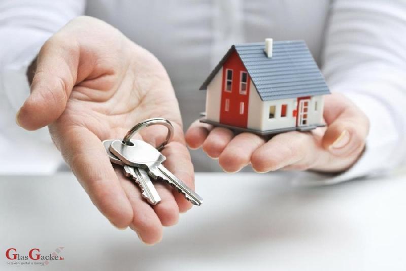 Od ponedjeljka prijave za sufinanciranje stambenih kredita