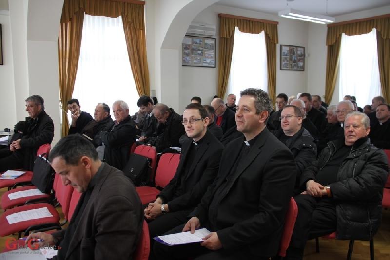 Korizmeni susret svećenika