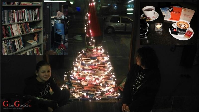 Book cafe - za još bolji Otočac
