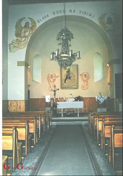 Danas blagoslov obnovljene crkve u Kuterevu