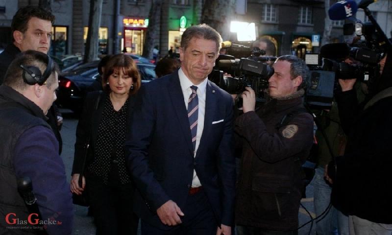 Raspušten Županijski odbor ličkog HDZ-a