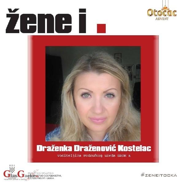 ŽeneITočka: Draženka Draženović Kostelac